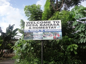 Desa Bahasa Magelang, Desa Ngargogondo