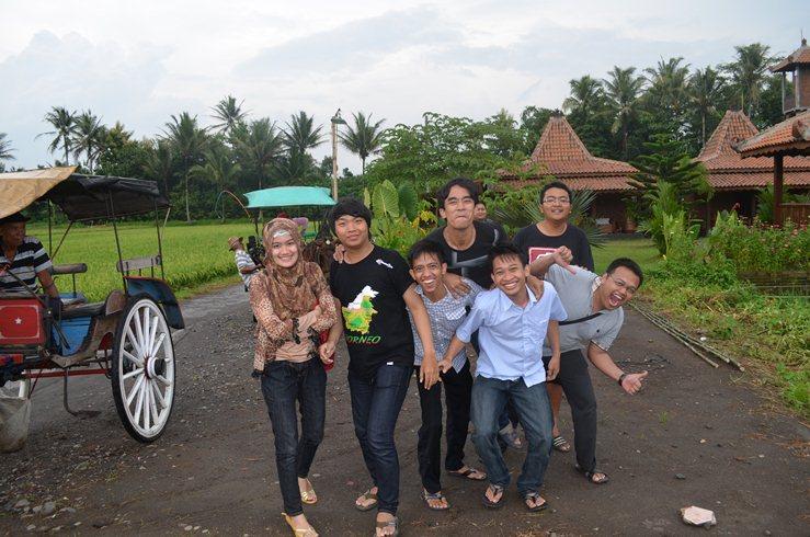 Edu Wisata Desa Bahasa di Persinggahan
