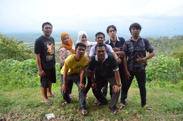 Bukit Menoreh Edu Wisata Desa Bahasa