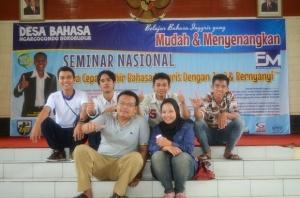 Komunitas Desa Bahasa Magelang