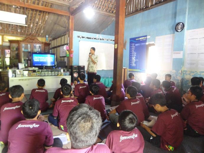 Motivasi Desa Bahasa Magelang